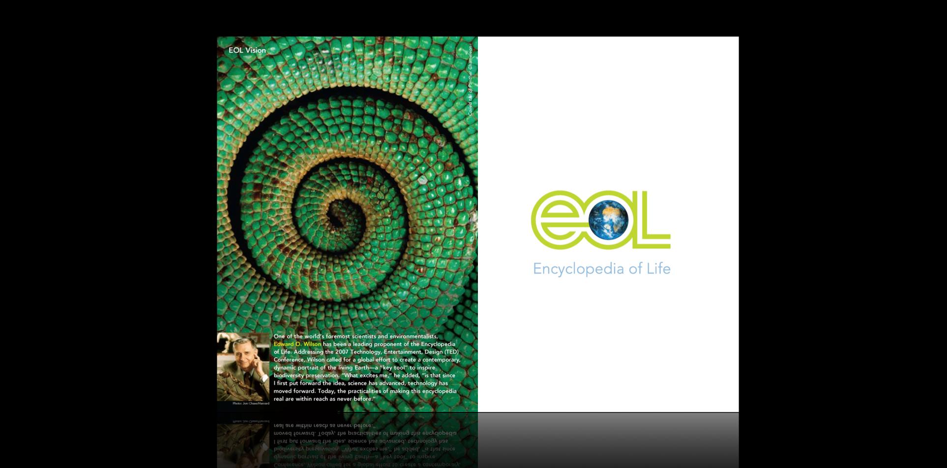 Encyclopedia of Life/Smithsonian Institution