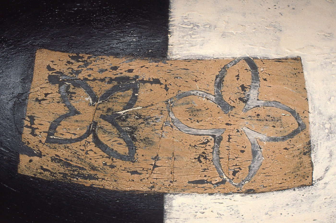 Untitled bowl, 1995 (detail)