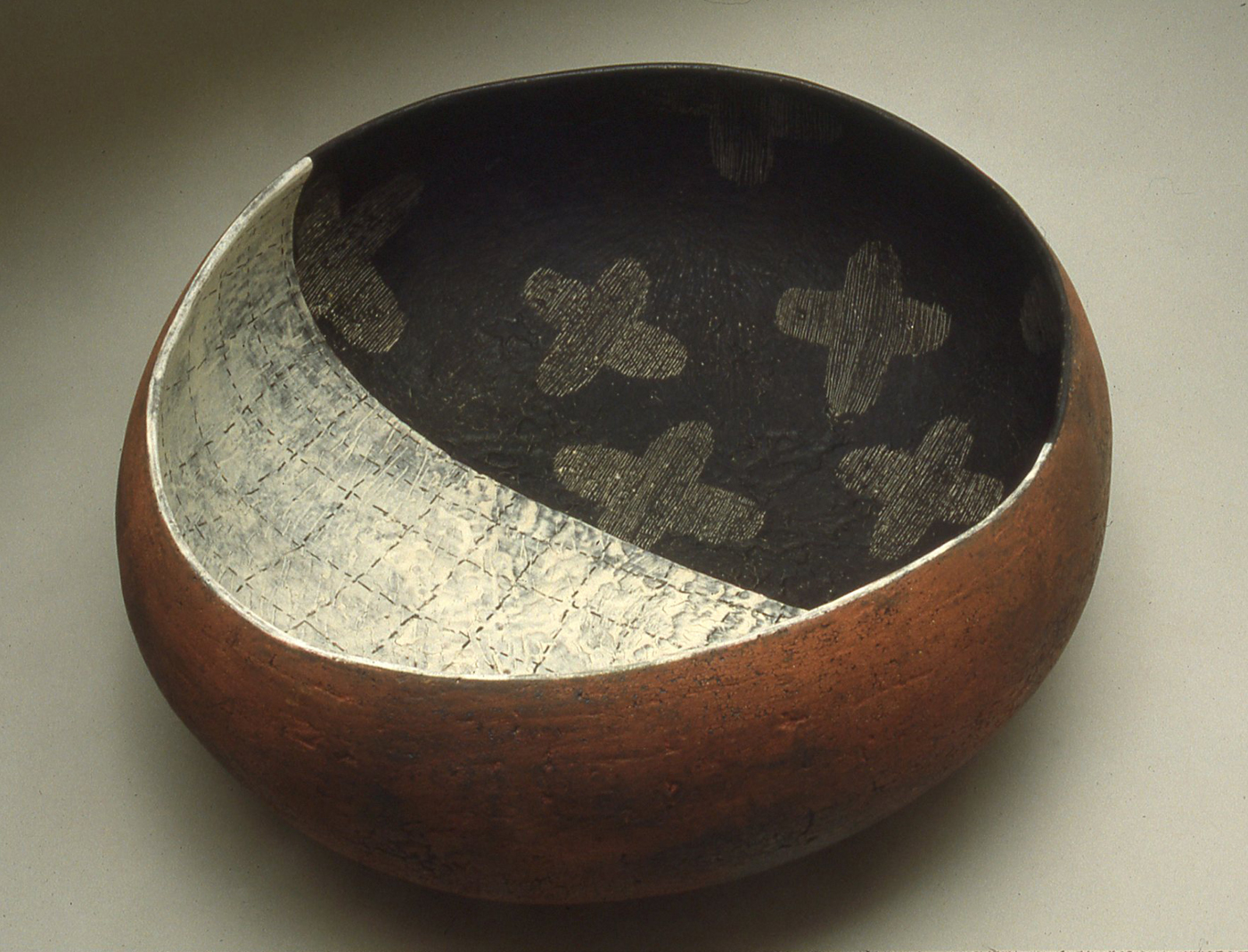 Untitled bowl, 1996