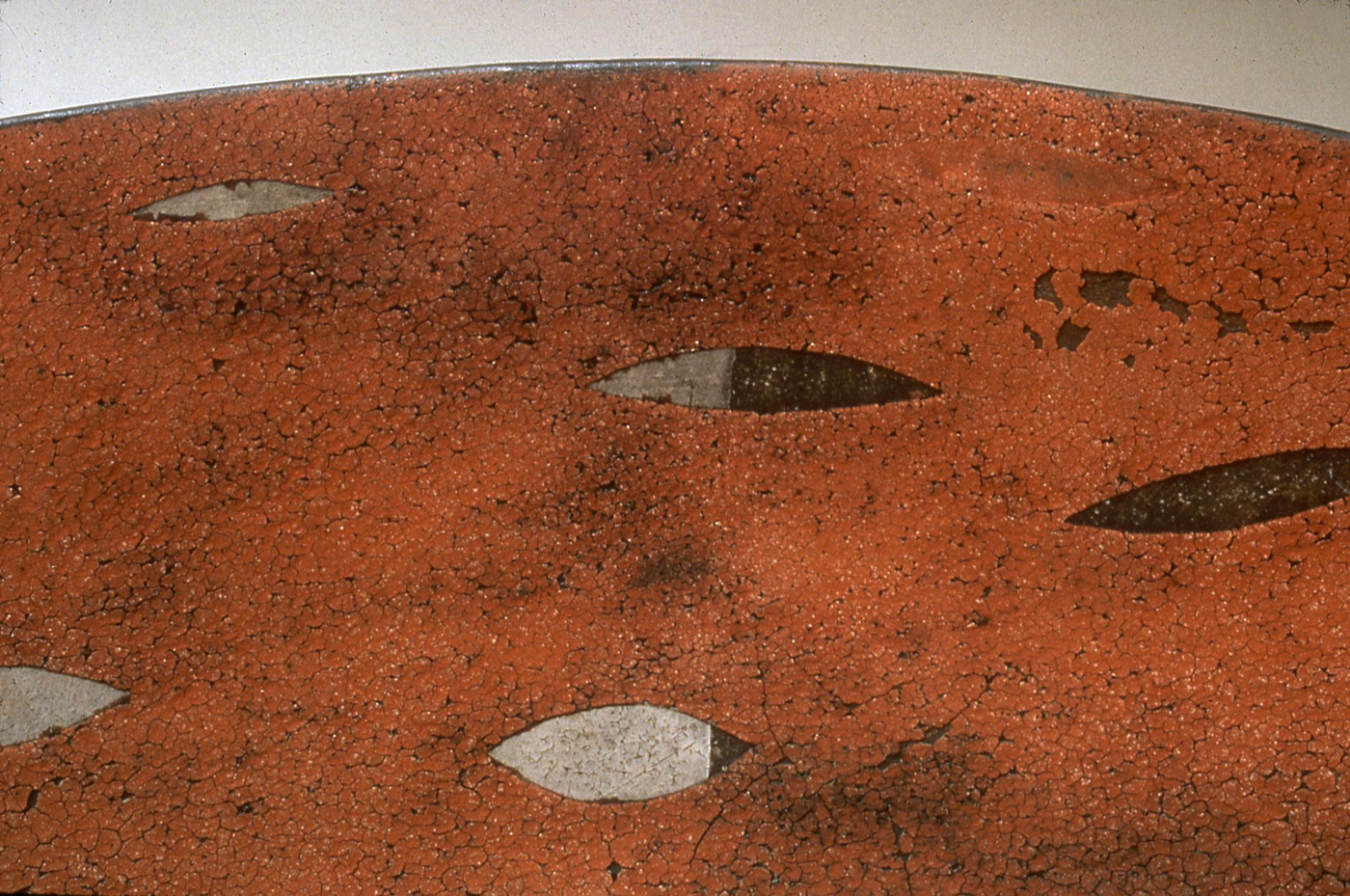 Untitled bowl, 1997 (detail)