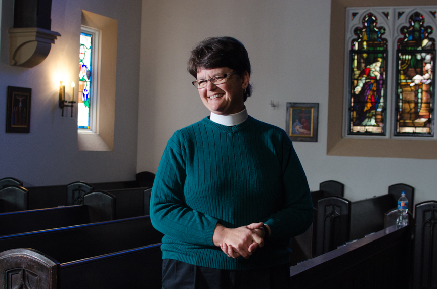 The Rev. Dr. Marguerite Alley