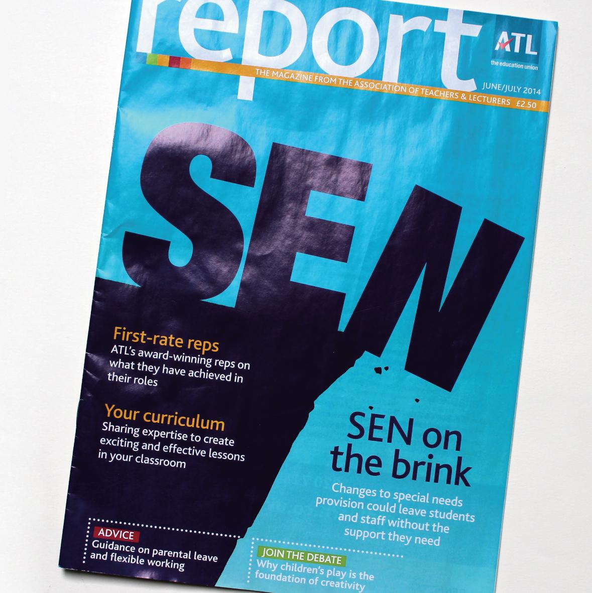 Join The Debate,ATL Report Magazine June/July 2014