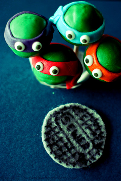 Heroes in a Half Shell, Turtle Power!. Photo by  Filament Photography