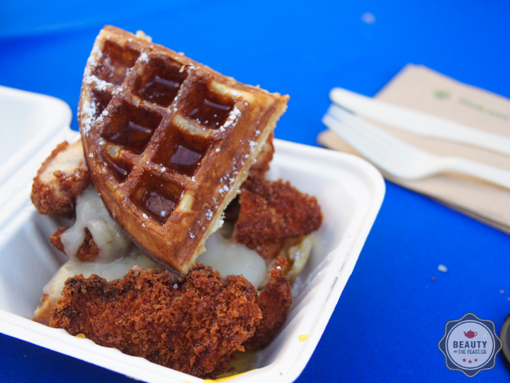 Chicken and Waffles? yes please.