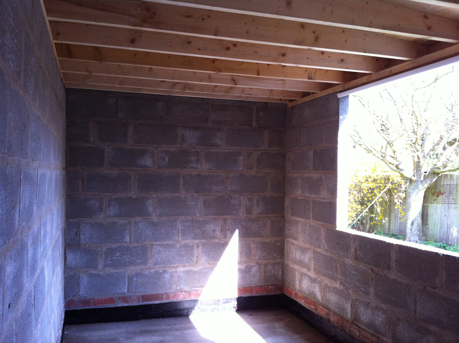 New Garage Construction-West Design and Build of Hedon-East Riding Builders 17.jpg