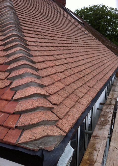Ridge repairs by West Design and Build of Hedon, East Riding 07.jpg