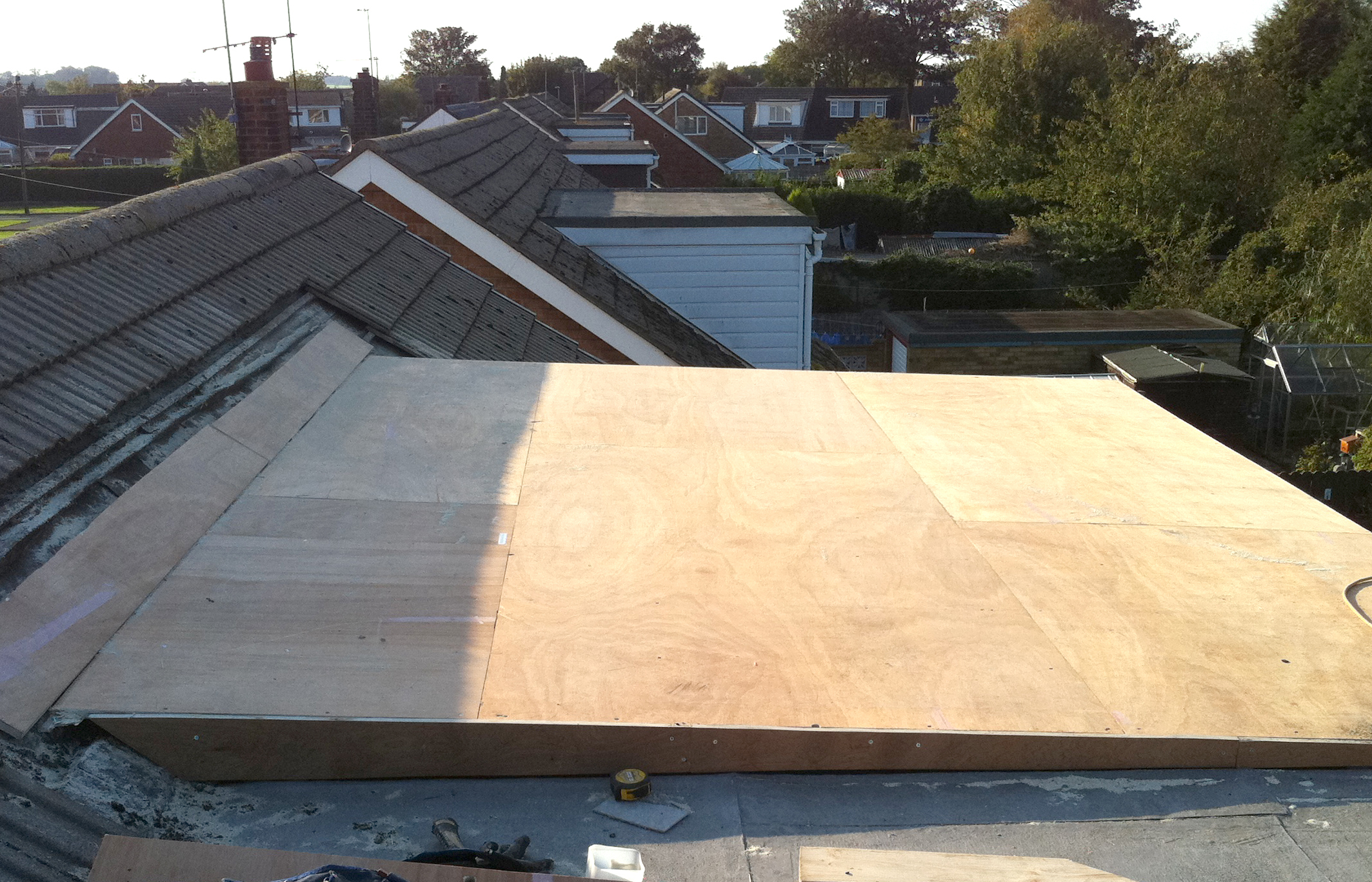 Flat Roofs West Design Amp Build Of Hedon