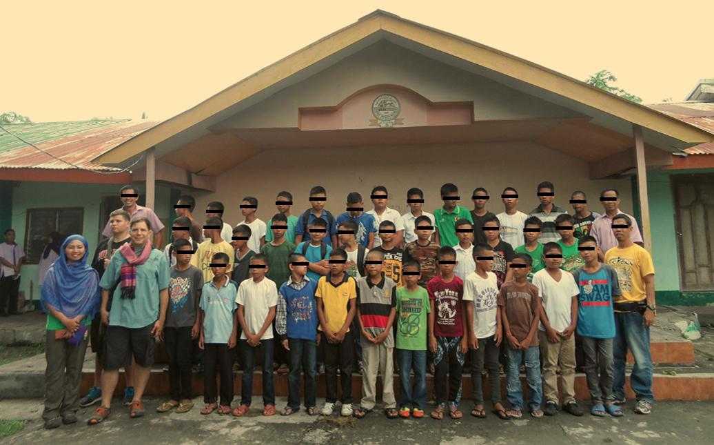 40 CS in maguindanao.JPG
