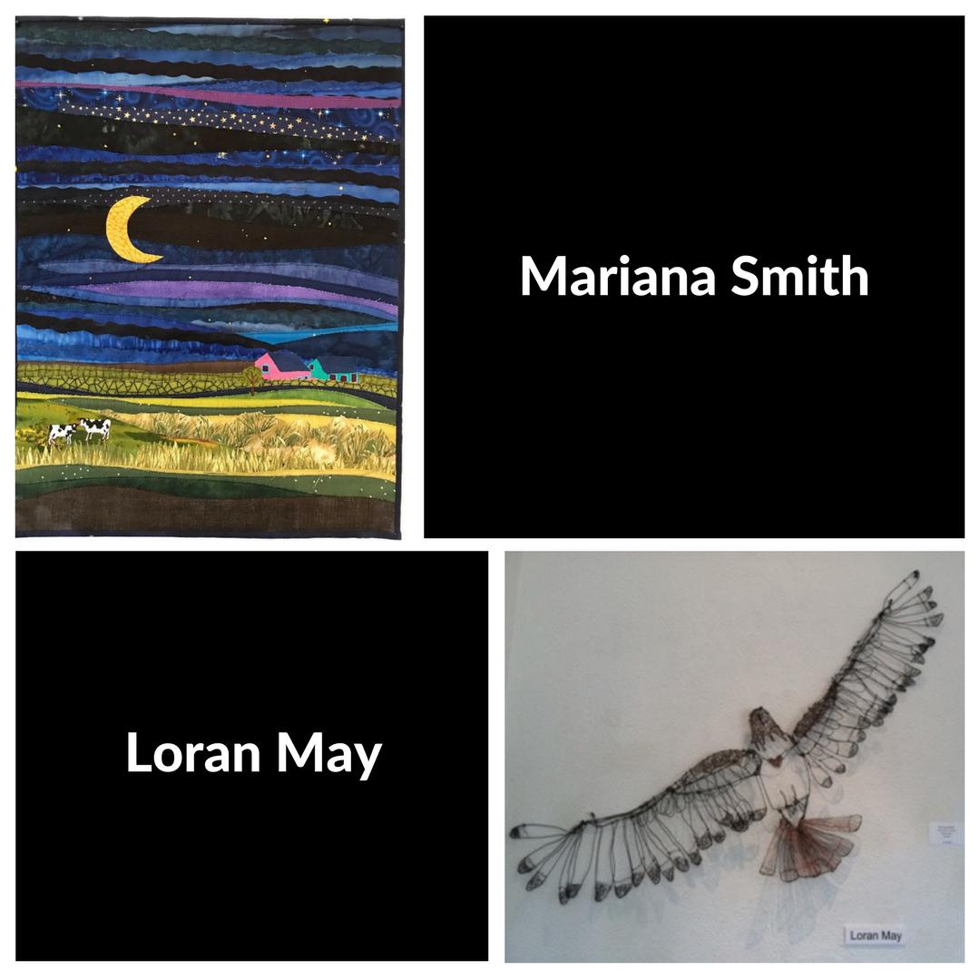 Loran May & Mariana Smith - January 2018