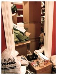 Dream Closet - BEFORE