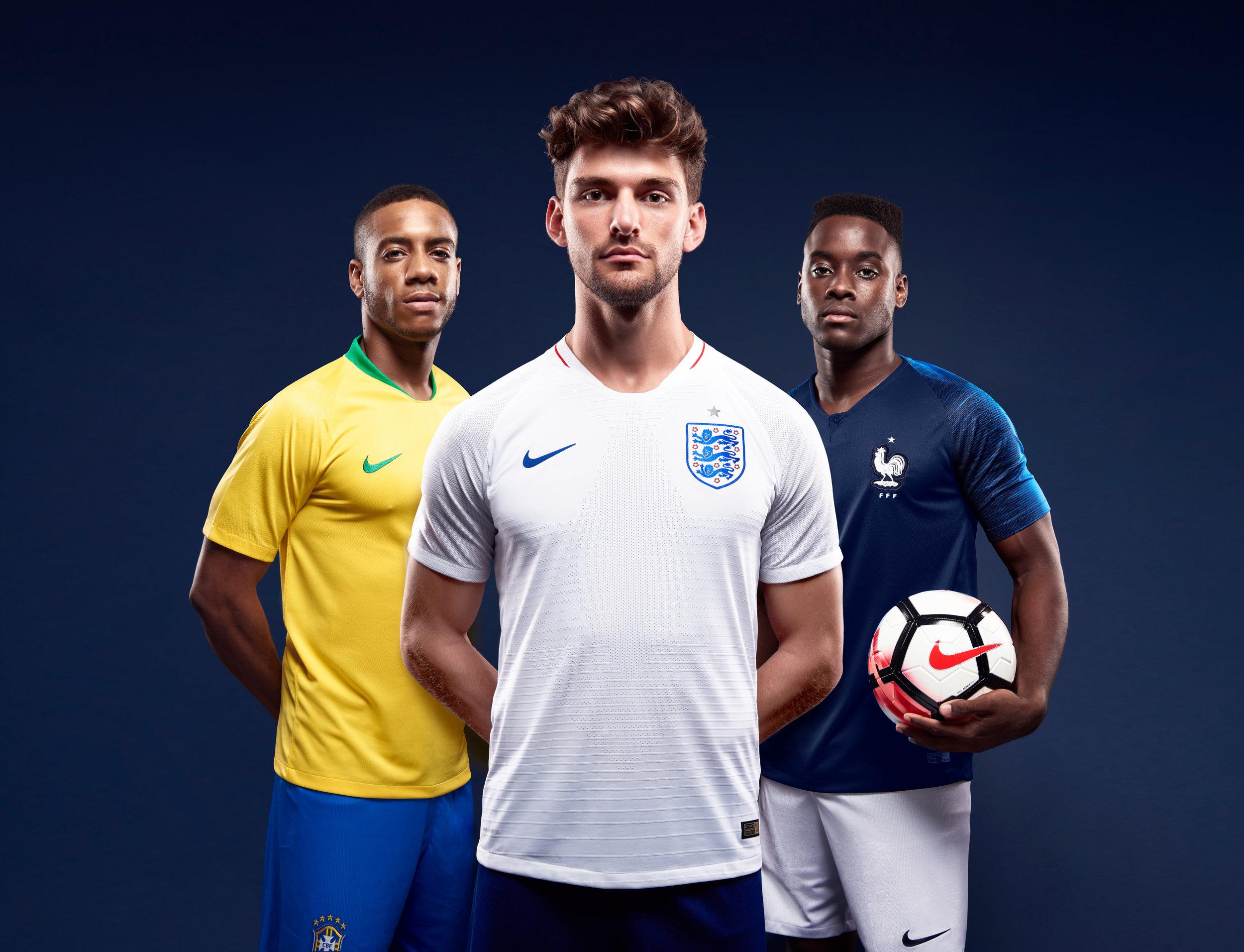 Nike World Cup 2018 Photoshoot England France Brazil Photos taken by Nick Pecori Photographer Tampa Orlando Florida 13.jpg