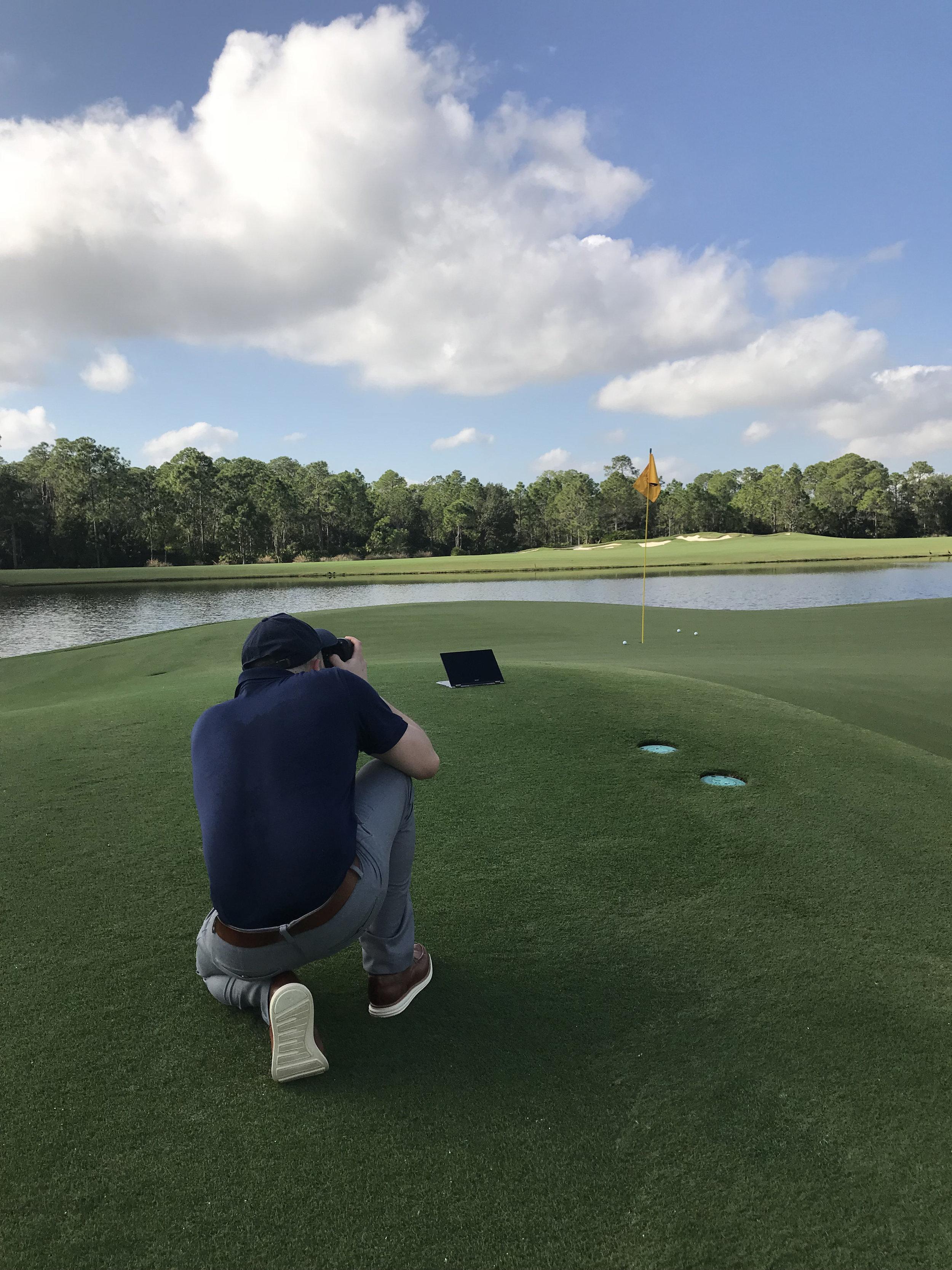 Nick Pecori Tampa Orlando Advertising Commercial Photographer for Acer LPGA Golfer Sandra Gal - 2.jpg