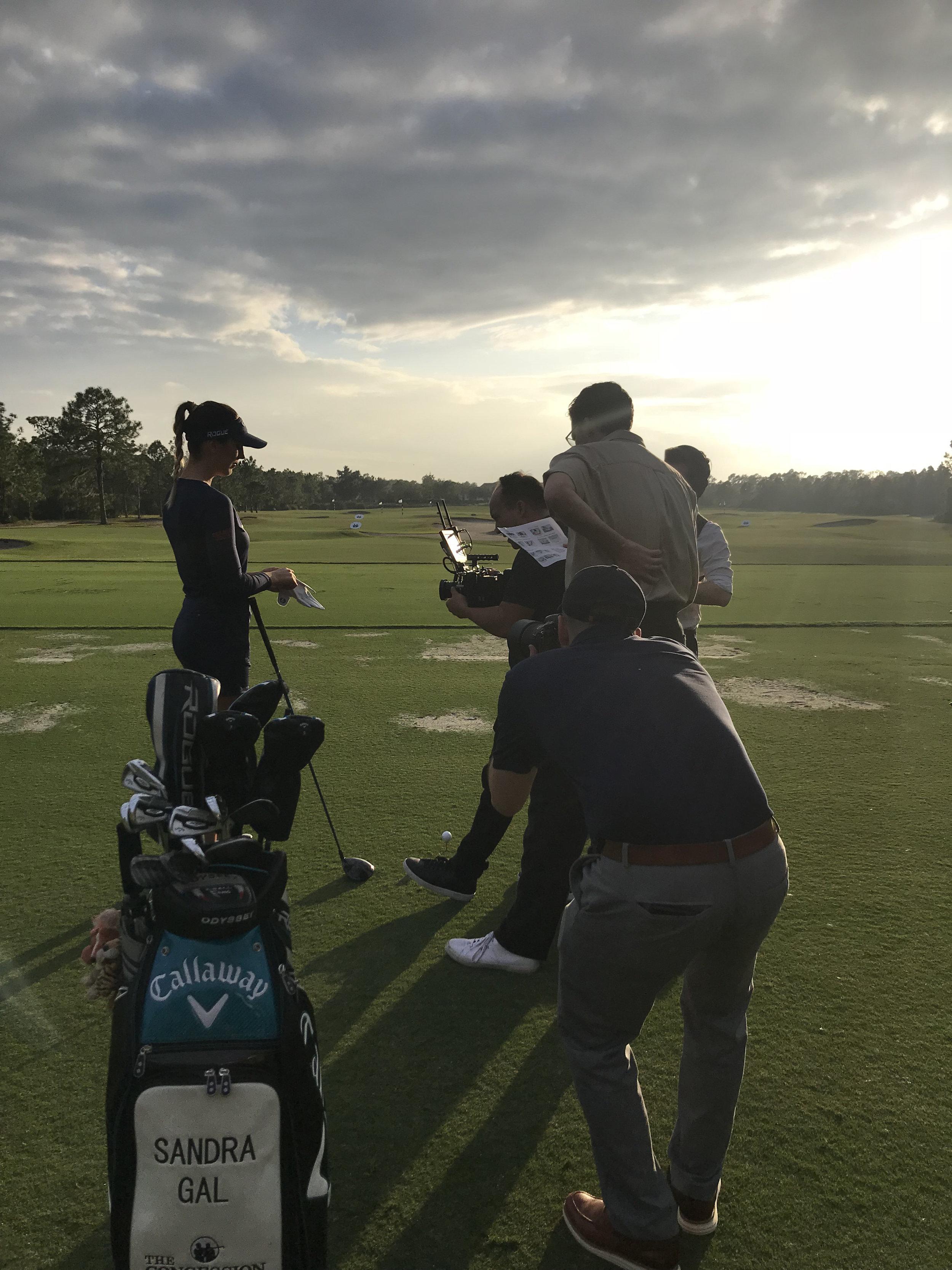 Nick Pecori Tampa Orlando Advertising Commercial Photographer for Acer LPGA Golfer Sandra Gal - 1.JPG