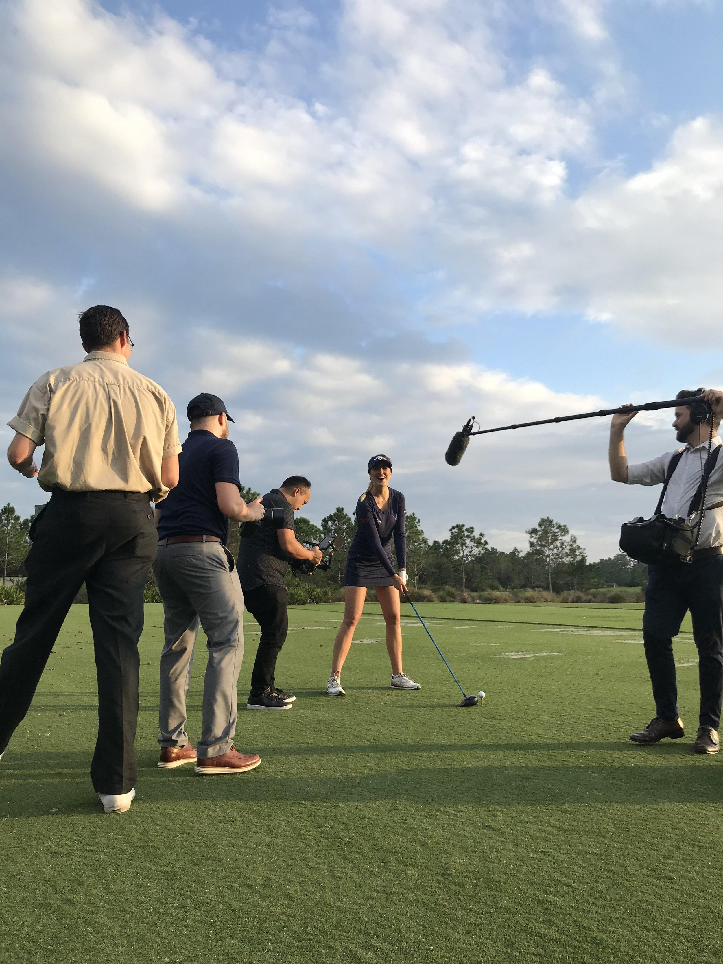 Nick Pecori Tampa Orlando Advertising Commercial Photographer for Acer LPGA Golfer Sandra Gal - 15.JPG