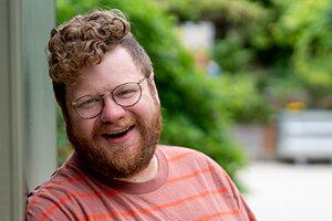 Joshua Herren  3rd grade (3A) teacher B.A., University of Pennsylvania