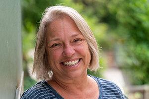 "Pamela Holland   Preschool B teacher B.A., Franklin & Marshall College  ""  Why I Teach"""