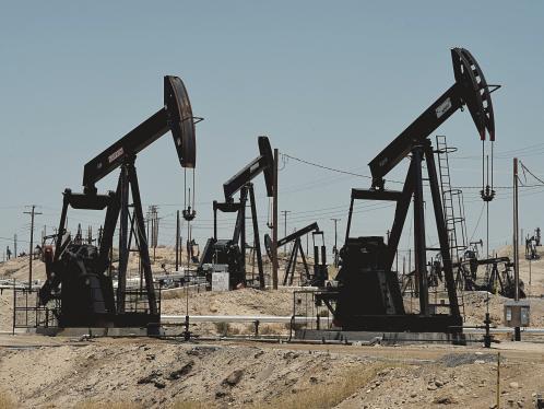 VENEZUELAN OIL FIELDS