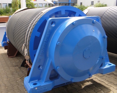 CONVEYOR PULLEY (COURTESY FAM CANADA)