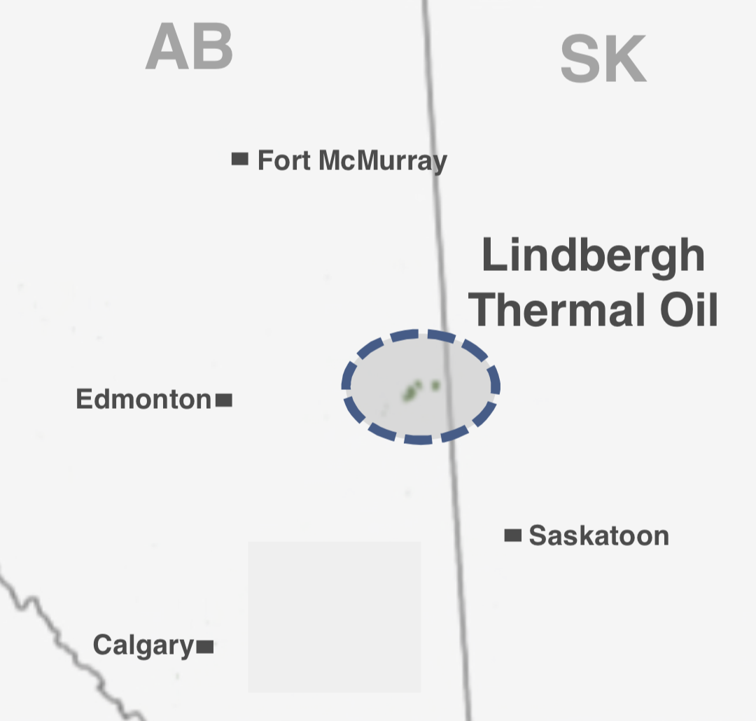 MAP COURTESY PENGROWTH ENERGY