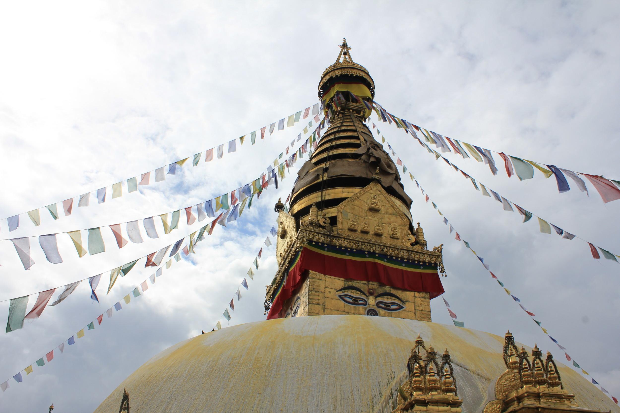 Kathmandu Stupa (Temple)