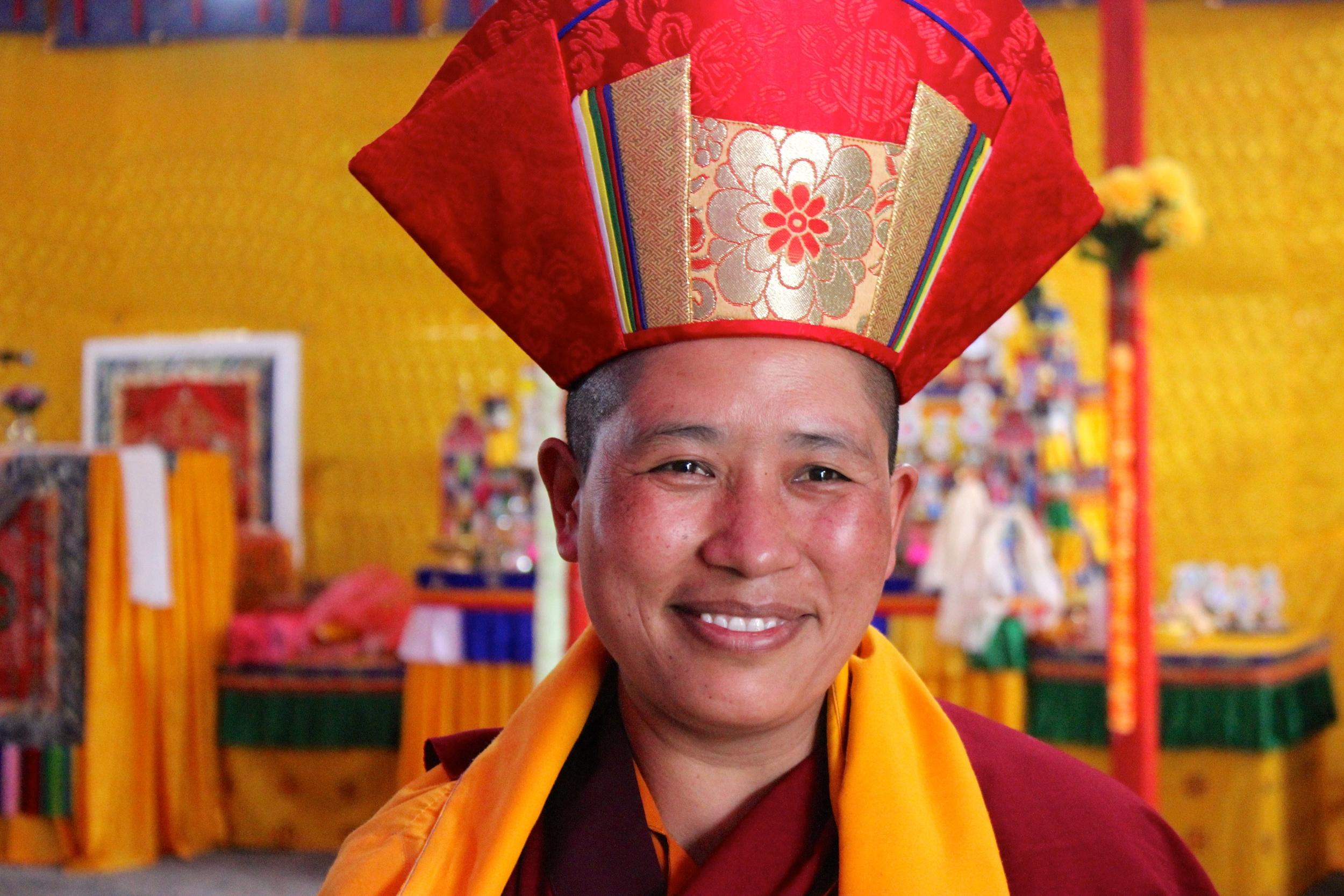 Ani, Tibetan Buddhist Nun