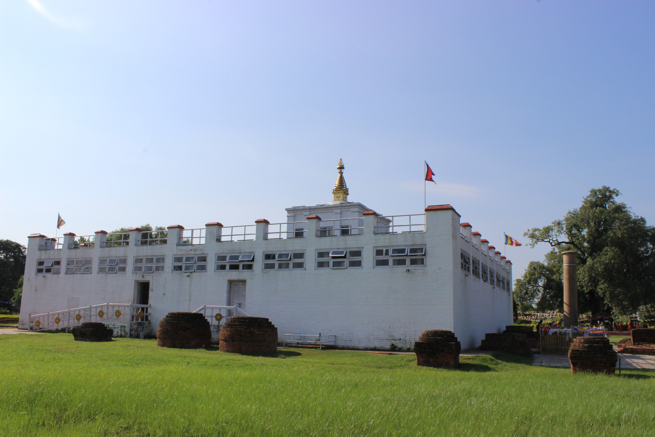 Lumbini, Birthplace of Lord Buddha