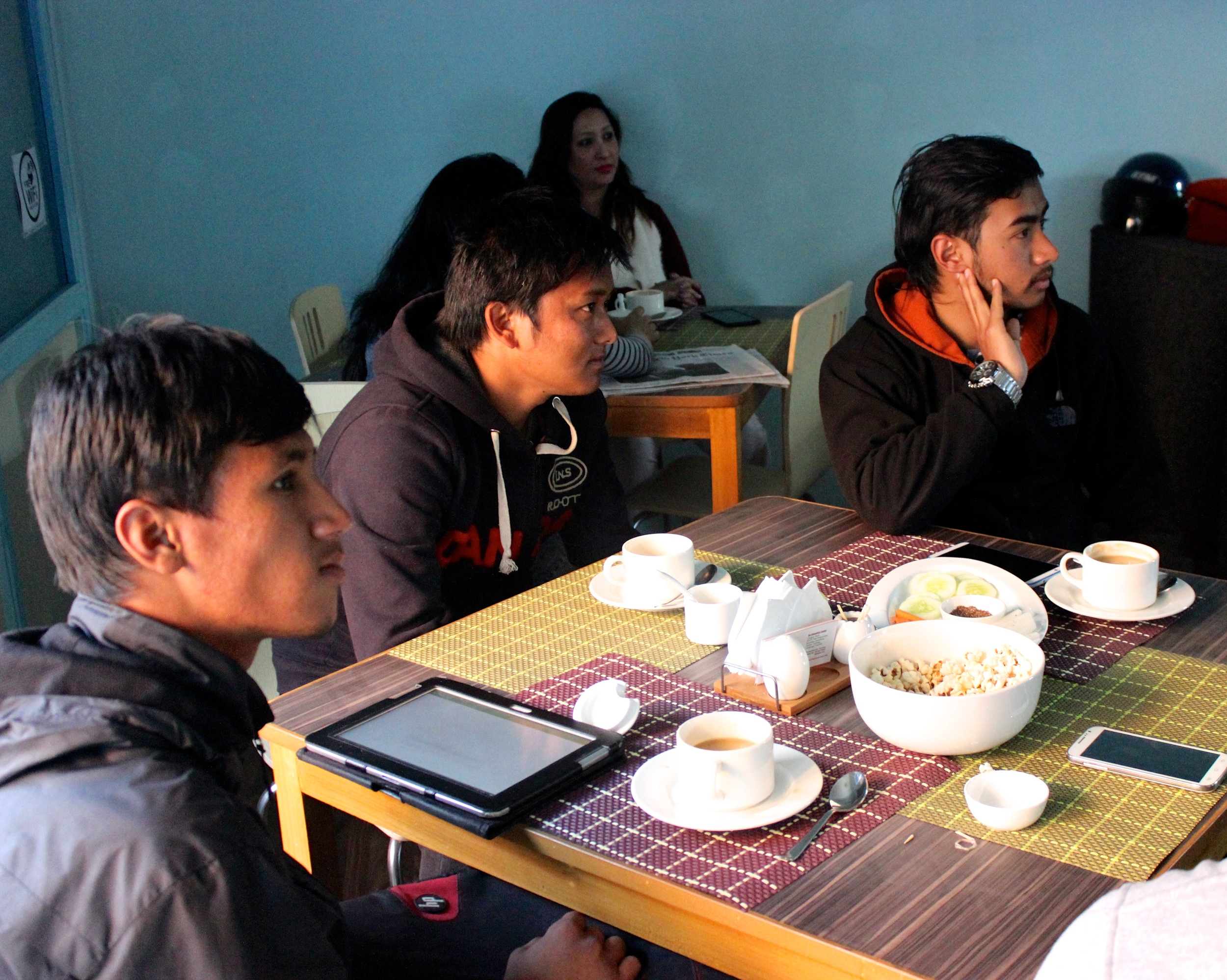 Career Seminars - Learning House Nepal