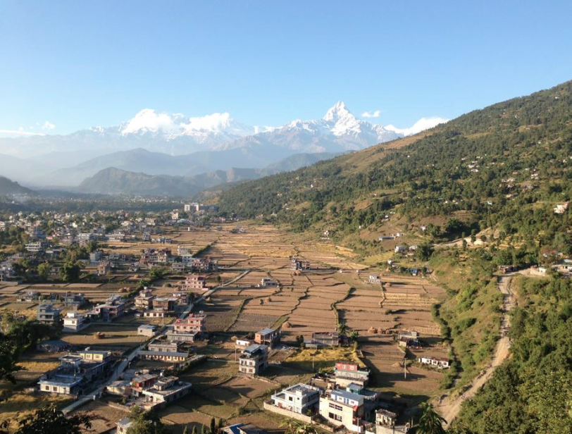 Pokhara is what screensavers are made of: snowcapped peaks, glistening lakes, prayer flags kissing blue skies.