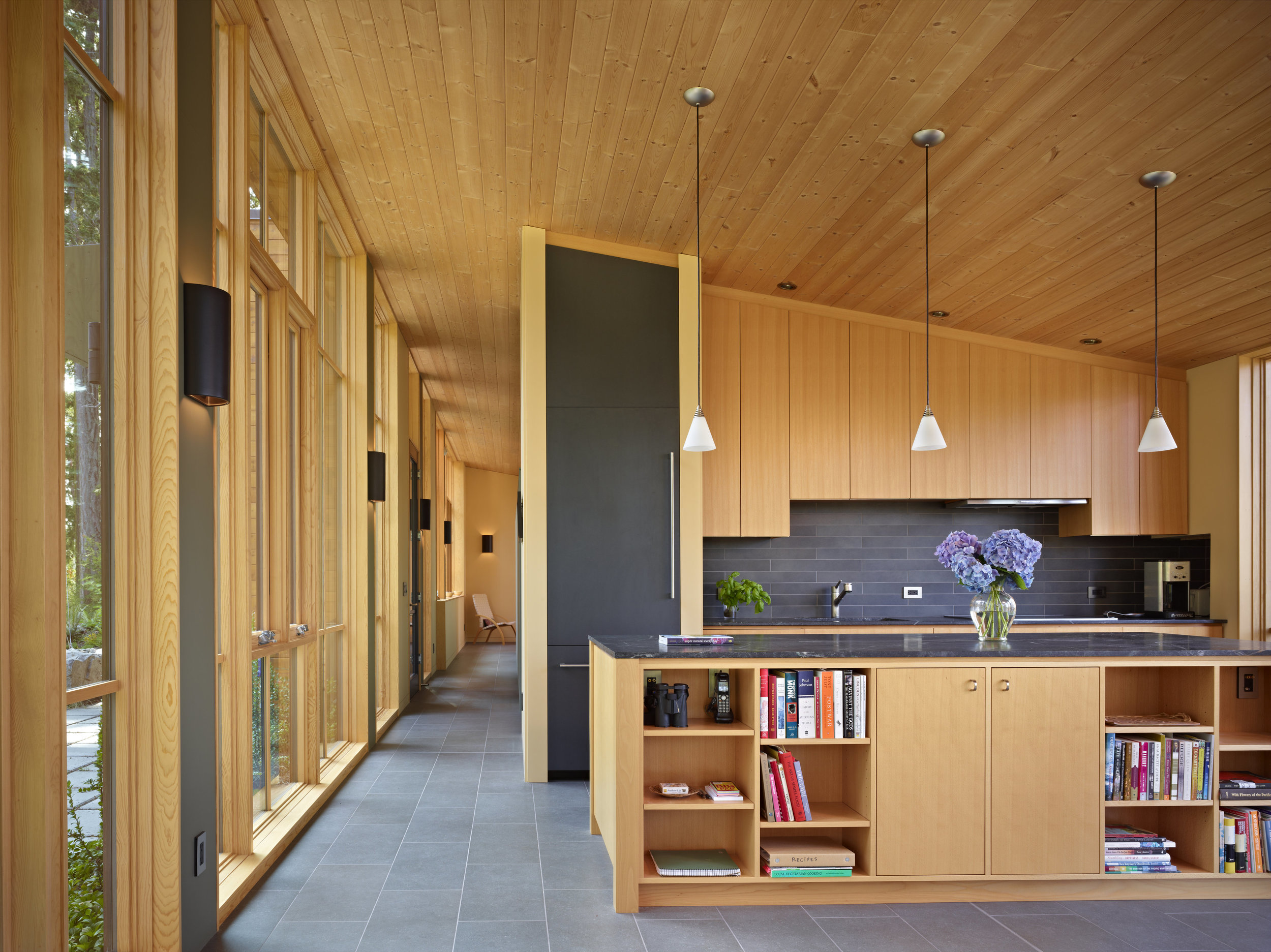 Architect:  Miller Hull Partnership
