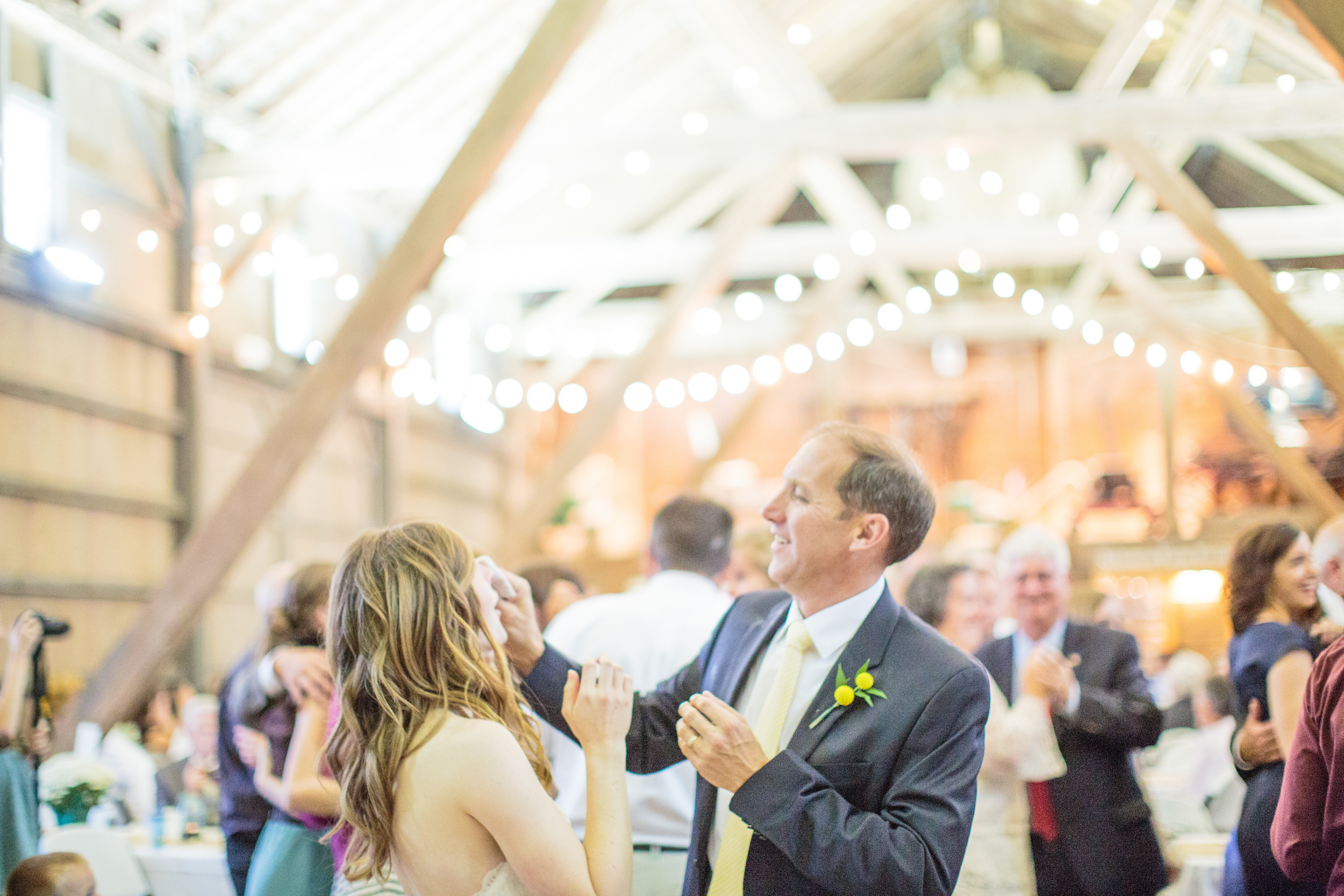 All photos in this post taken by  Jer Nelsen Photography .   Oh, the MANY tears he's wiped with those ever-present, back-pocket hankies. Anyone else's dad carry around a hanky?