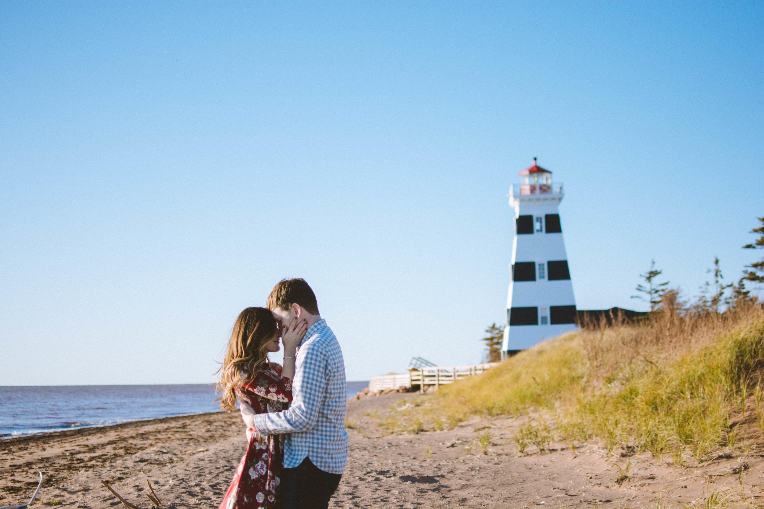 Prince Edward Island - West Point Lighthouse
