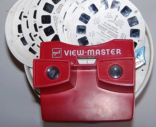 1970's view master