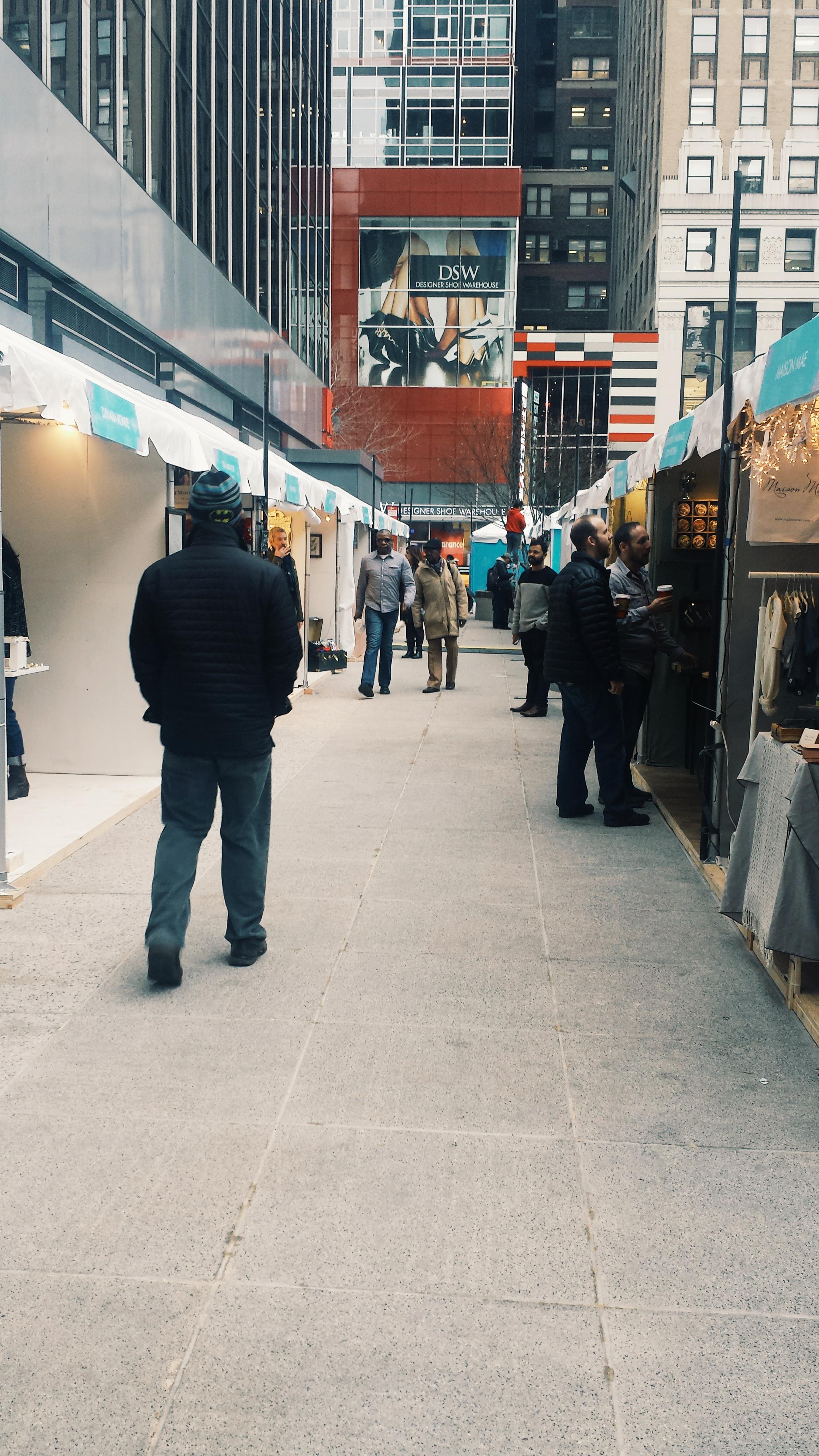 Hester Holiday Fair New York City
