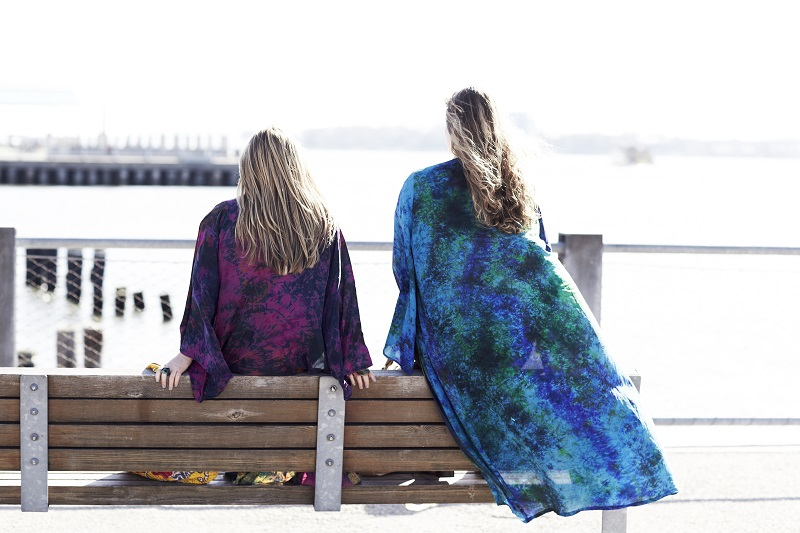 Only a few more of these Kimonos left! They are stunning, and each one unique. Throw them over any old outfit and suddenly you've got heads turning! Grab one for your best friend too, and go out and hit the town!