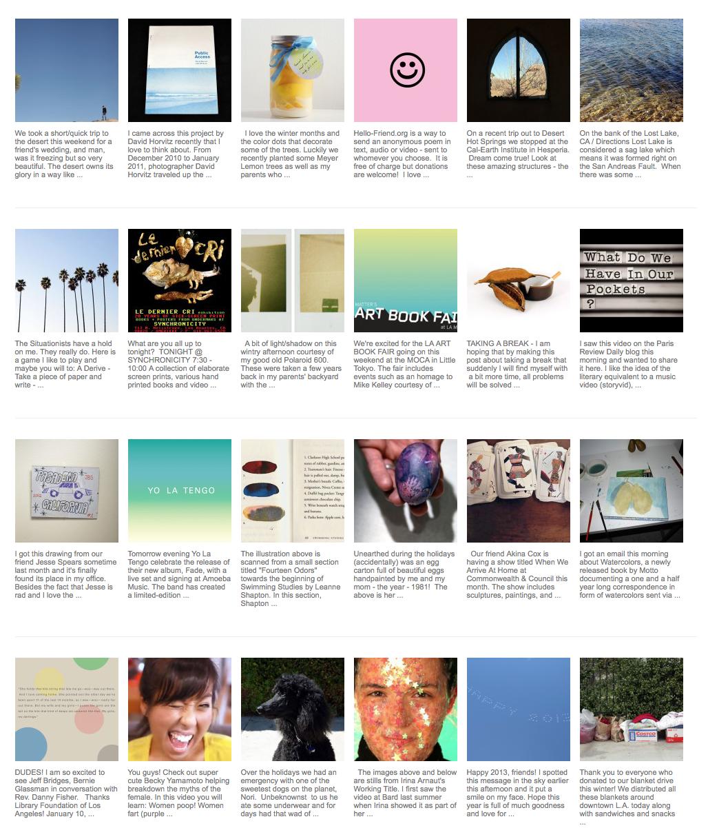 Blog and Site Design by Stefani Greenwood