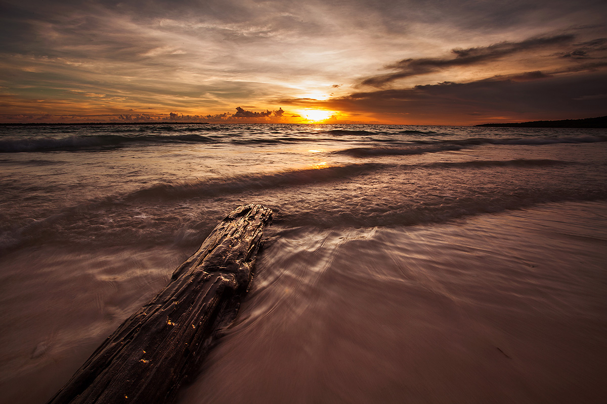 sunset, Bira