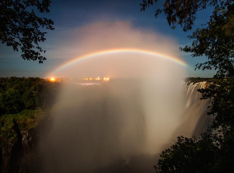 the lunar rainbow