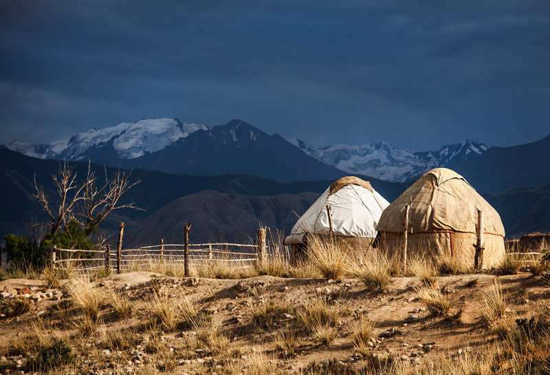 yurts, forever and always