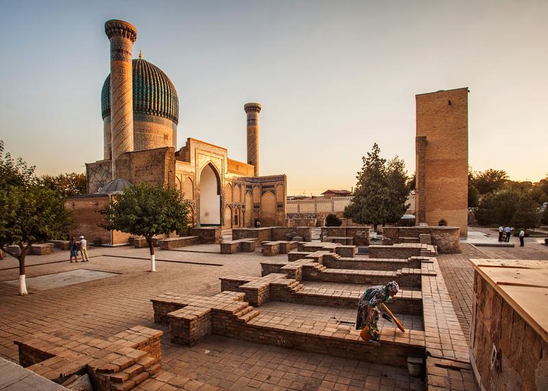 Gur i Emir Mausoleum