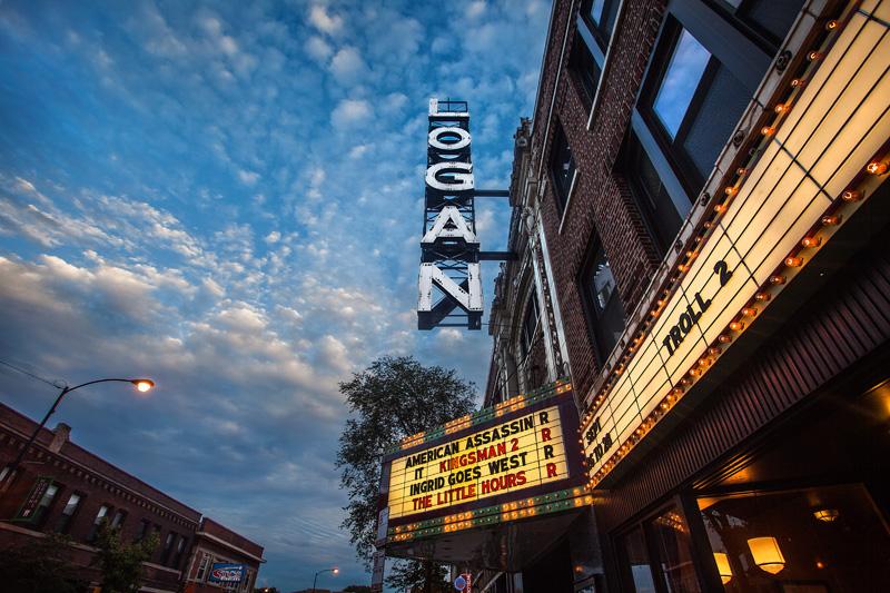 The old standbye: Logan Theater