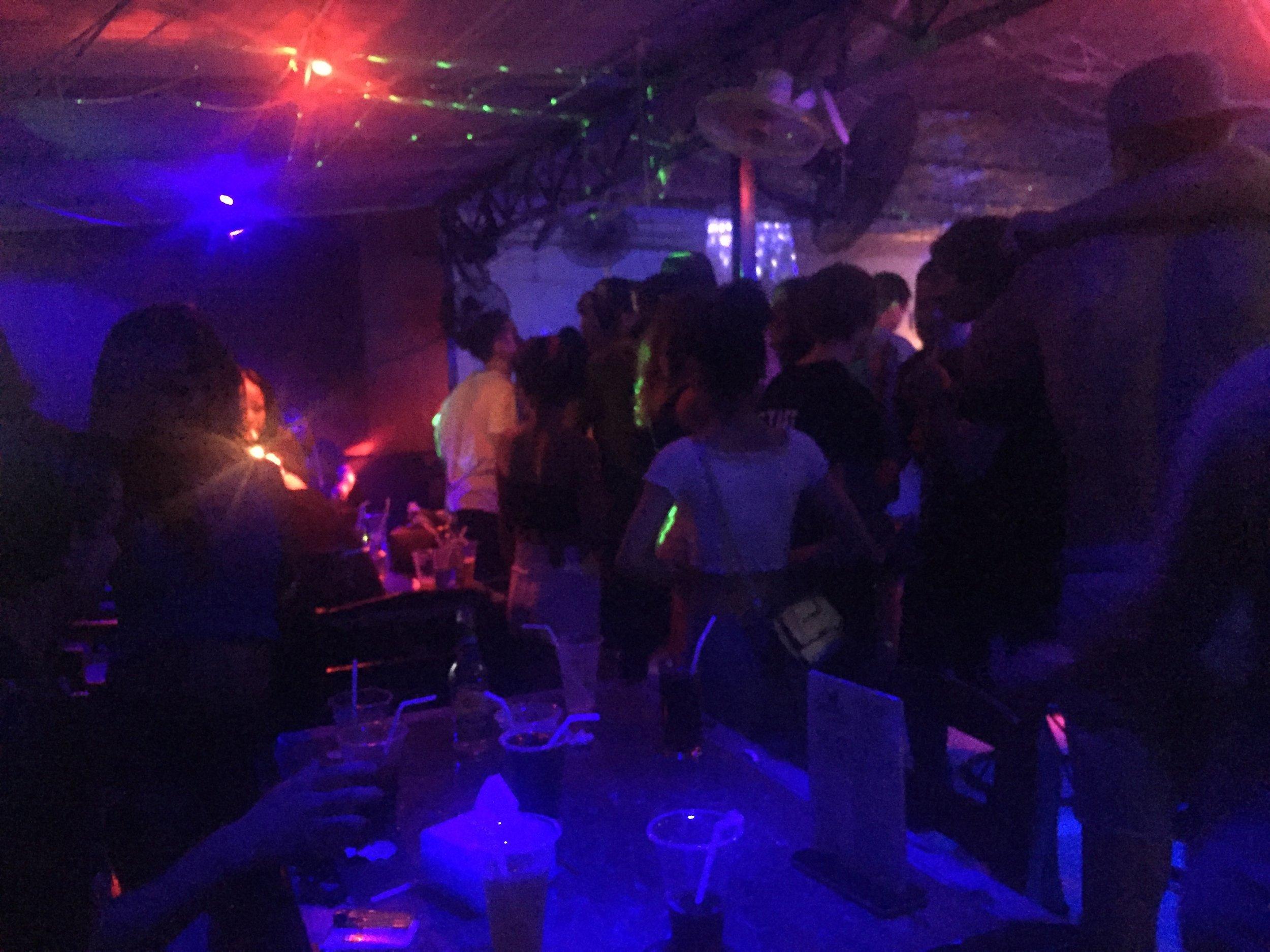 Jack Daniel's the after hours bar