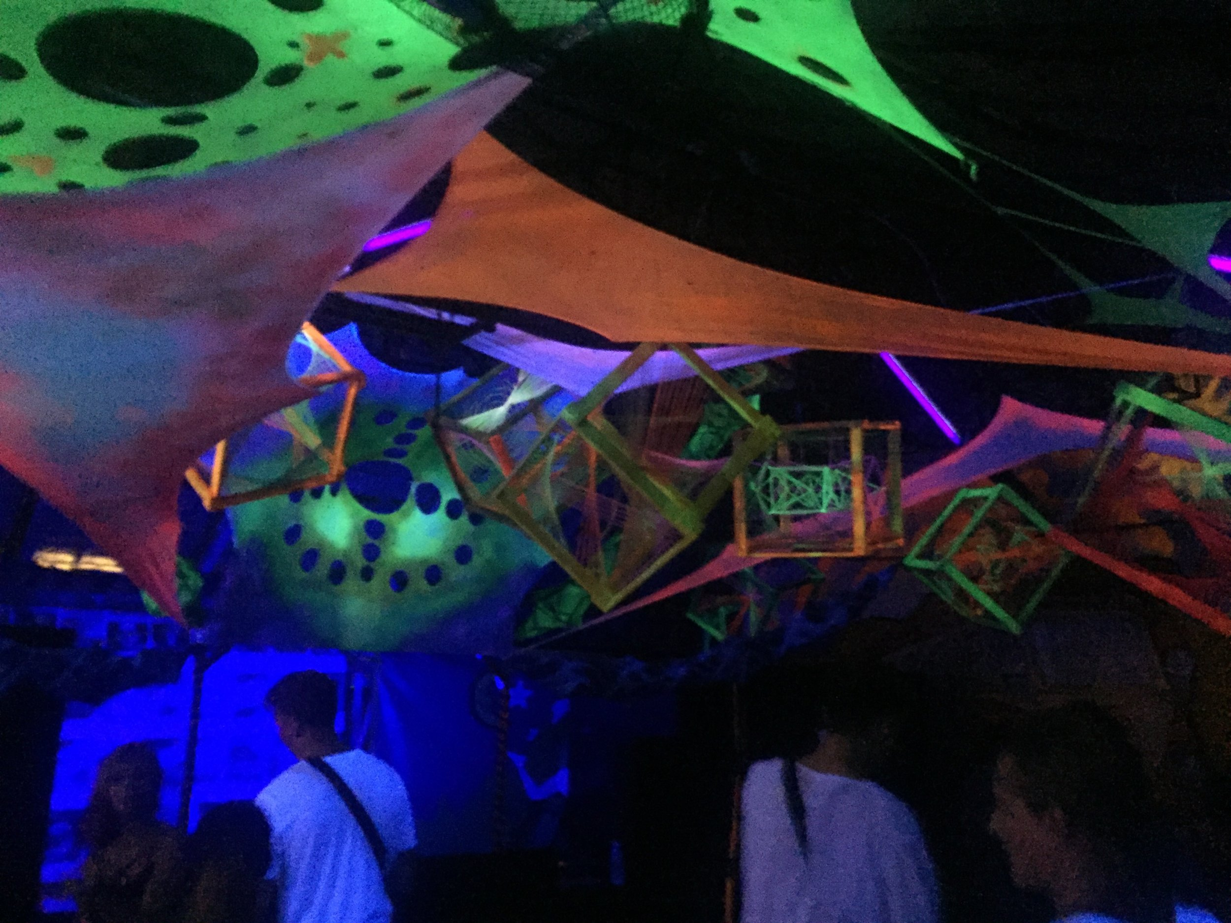 Otres Corner, the psychedelic hang out