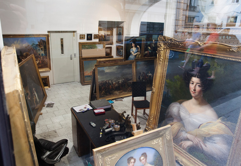 Lots of art collections in Vienna