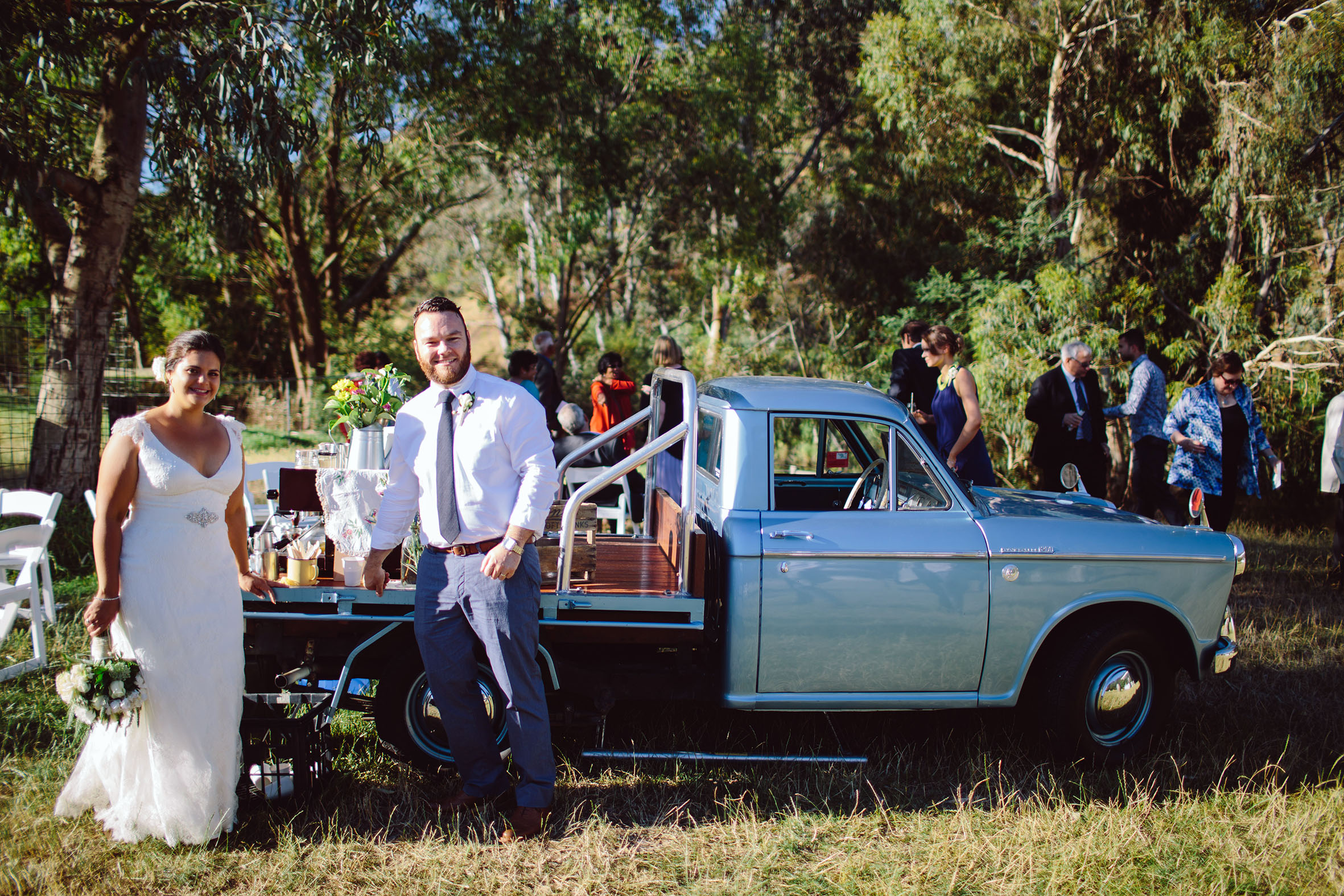 Melbourne wedding old car.jpg