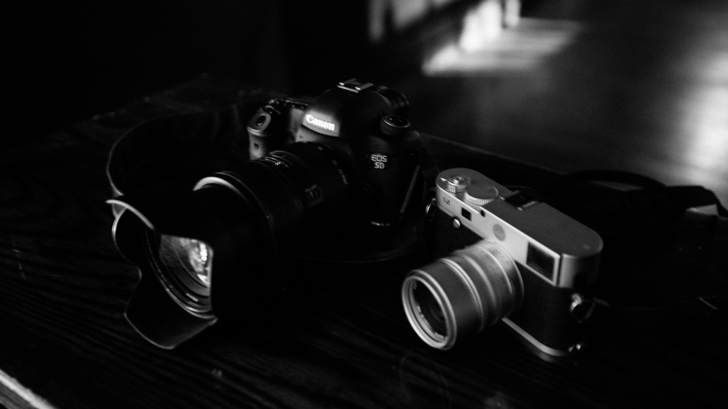 Canon 5D MKIII and the Leica M