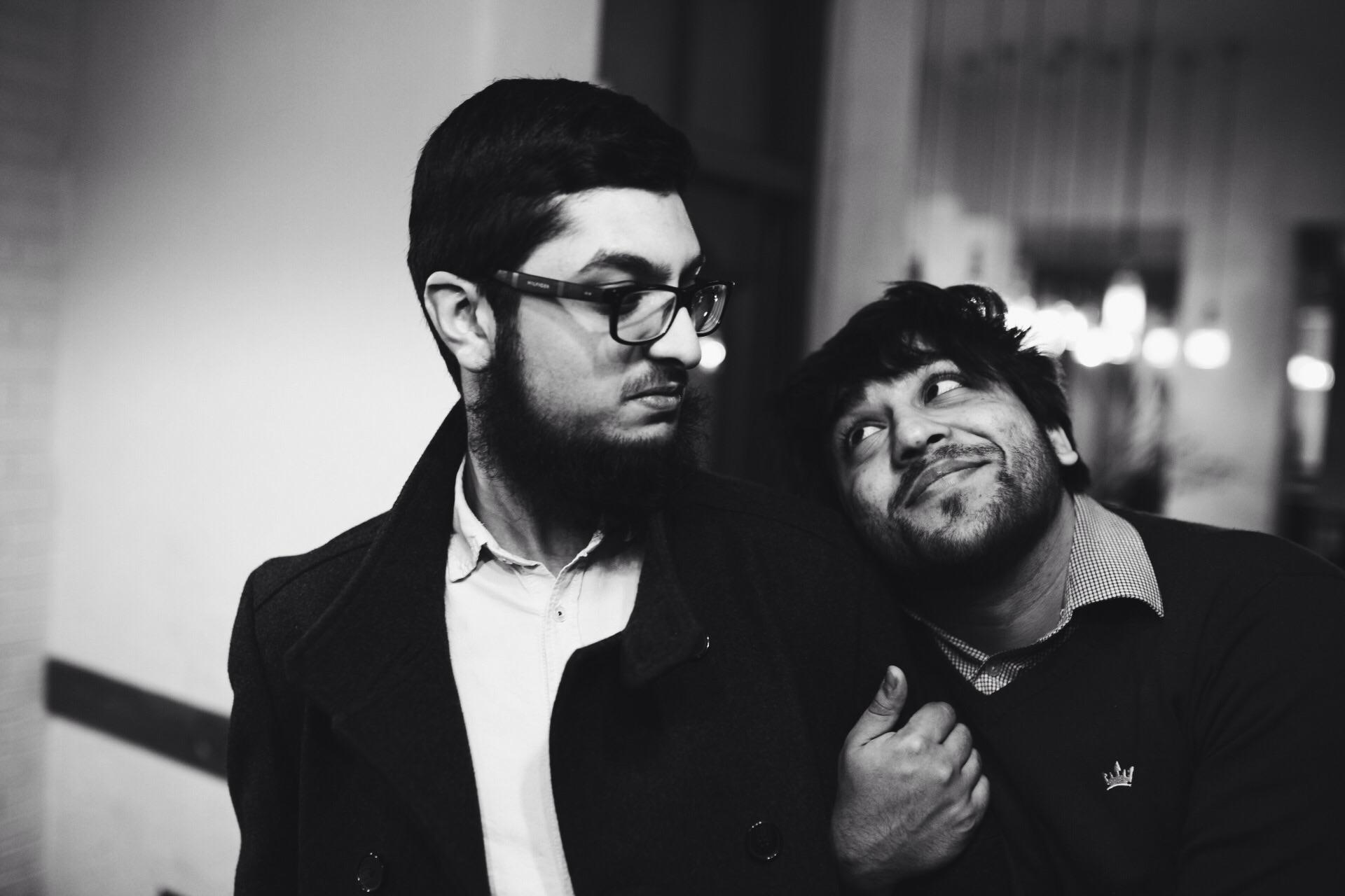 Ismaeel's Birthday: Saqlain and Barbar