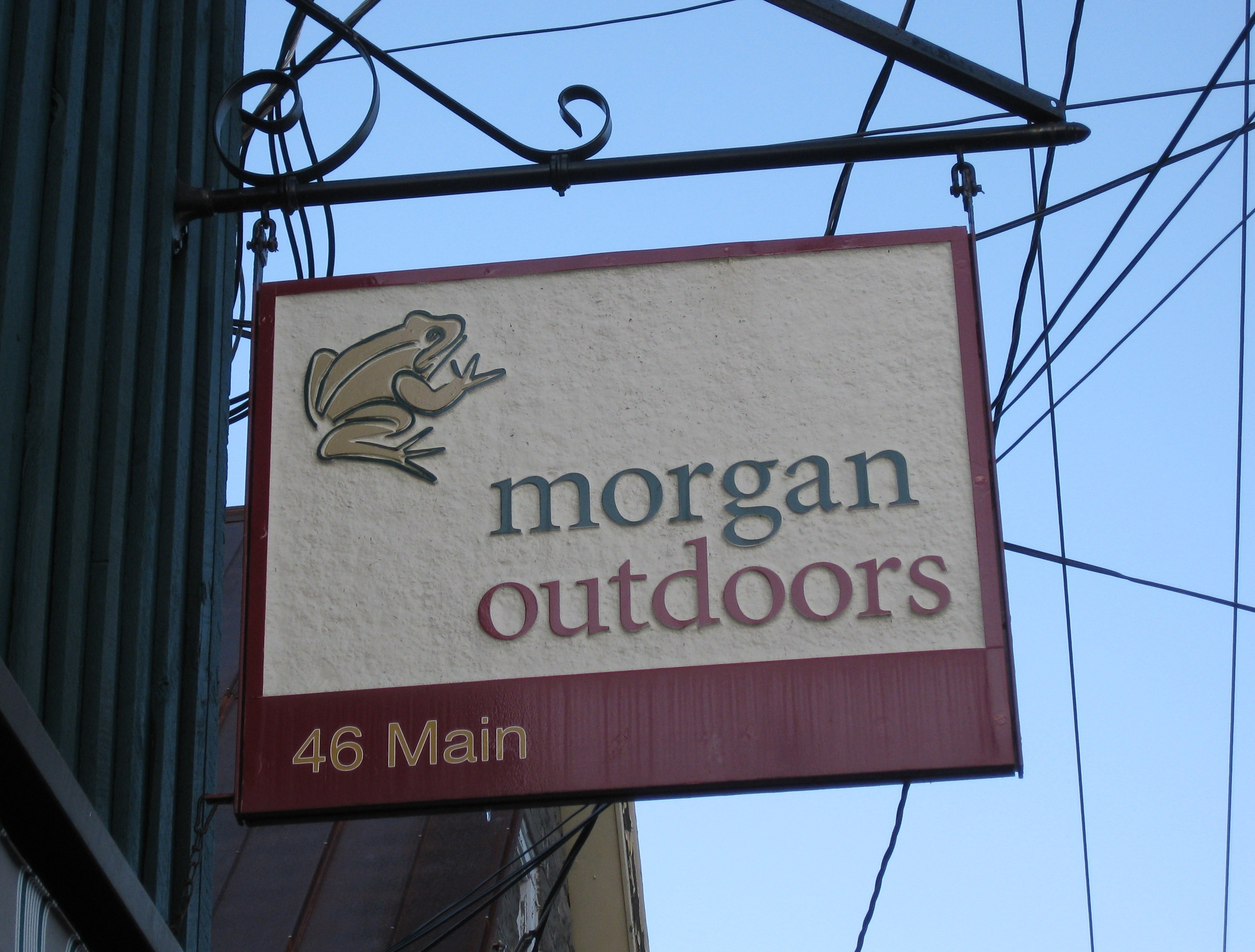 Morgan Outdoors, Livingston Manor.