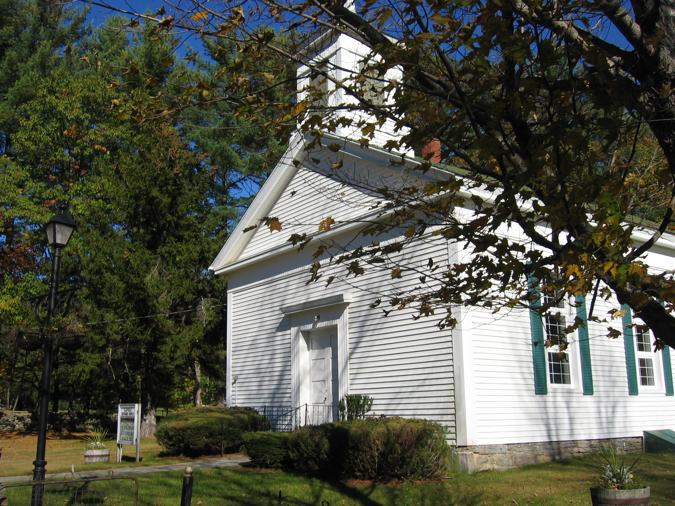 Claryville Reformed Church.