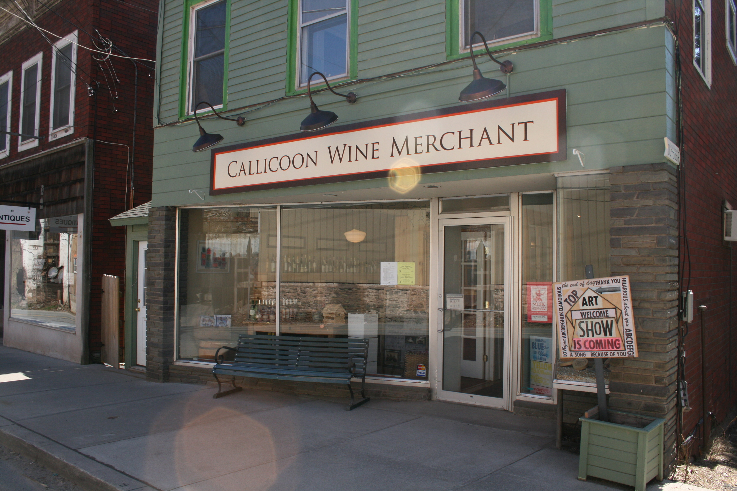 Callicoon Wine Merchant