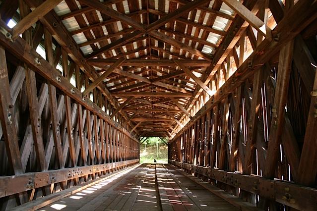 Halls Mills Covered Bridge